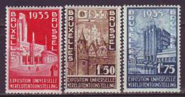 BELGIE - EXPO UNIVERSAL - **MNH - 1935 - 1935 – Brussels (Belgium)