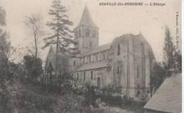 .GRAVILLE STE HONORINE ( L' Abbaye ) - France