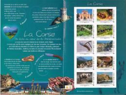 France - Le Collector Timbré / Corse 2009 / La Corse Comme J´aime - Collectors