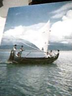 BANGLADESH SAILING BOAT PESCATORI BARCA  N1990  DX4262 - Bangladesh