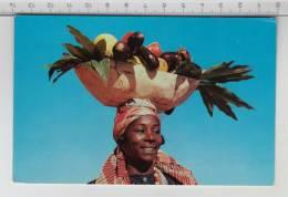 Vegetable And Fruit Vendor, Port-au Prince, Haiti - Haïti