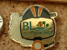 PIN´S PLONGEE - BLUE LAGOON PALMIER - Diving