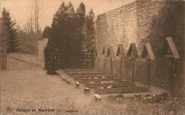 Abbaye De Maredret.  Le Cimetière. - Anhée