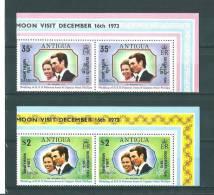 Barbuda: 140/ 141 ** (2x) - Antigua Et Barbuda (1981-...)