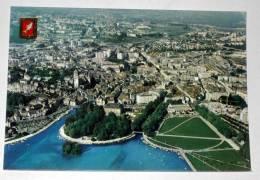 Annecy Haute Savoie 74 - CPSM / CP Belle Vue Aérienne - Annecy
