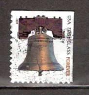 Timbre Etats-Unis Y&T N°3904 (5). Oblitéré. Cloche. - United States