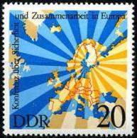 BOX03-09) DDR - 5x Michel 2069 - ** Postfrisch - KSZE - 2,50 Mi€ - DDR