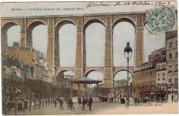 MORLAIX(29)-Le Viaduc(Hauteur 58 M, Longueur 292 M). - Ouvrages D'Art
