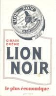 Buvard   Cirage Creme Lion Noir Le Plus économique - Buvards, Protège-cahiers Illustrés
