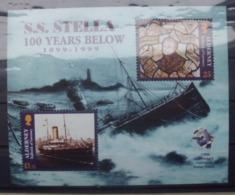 Alderney   S.S:Stella  1999   ** - Alderney