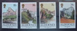 Alderney  1986    ** - Alderney