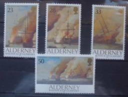 Alderney 1992    ** - Alderney