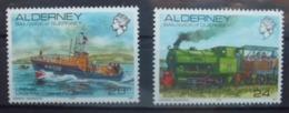 Alderney   1993   ** - Alderney