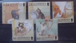 Alderney    Katzen   1996  ** - Alderney