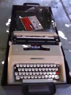 P321 Macchina Da Scrivere Olivetti Lettera 35, Nuova, Vintage, Scatola Originale E Manuale, Typewriter, Machine à écrire - Altri
