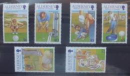 Alderney  Sport  2001 ** - Alderney