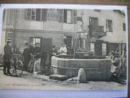 73 Carte Postale Ancienne - Modane