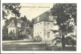 CHAUVIGNY-du-PERCHE  -  Château Des Diorières - Autres Communes