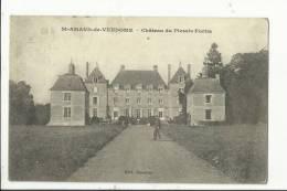 SAINT-AMAND De VENDOME ( St Amand Longprè ) -   Château Du Plessis Fortia - Autres Communes