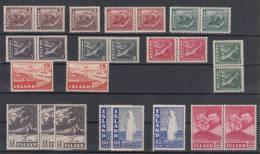 ISLAND - 1938/1948 - LOT** COTE 35.00€ - Island