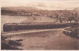 PEEL, I.O.M. - GENERAL VIEW - Isle Of Man
