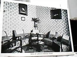 BORGOTARO  BORGO VAL DI TARO PARMA ALBERGO  ROMA SALA LETTURA (BIBLIOTECA) N1930 DX4291 Fori ARCHIVIO - Parma