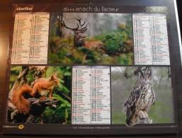 Almanach Du Facteur Indre 2011 - Other Collections
