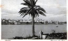 "Cartolina  D´epoca        ""  Brindisi - Panorama Dal  Porto  "" - Brindisi"