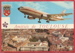 31 TOULOUSE  AIRBUS A 300 B - 1946-....: Moderne