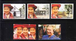British Indian Ocean Territory BIOT 1992 Queen Elizabeth II MNH - Britisches Territorium Im Indischen Ozean