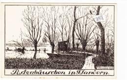 CPA-21958- Militaria - Dessin E. Nicolay 1918 - Postenhäuschen In Flandern - Ohne Zuordnung