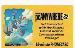 CANADA  -  CANQUEST COMMUN. / IDC TELECOMM.  (REMOTE) - SYMANTEC (COMPUTER)         - USED  -  RIF. 422 - Canada