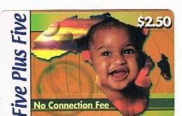CANADA  - FIVE PLUS FIVE  (REMOTE) - CHILD  - USED  -  RIF. 426 - Canada