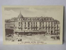CPA 31 Haute Garonne - TOULOUSE - Le Grand Hotel Régina - En Face De La Gare - Toulouse