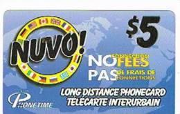 CANADA  - NUVO  (REMOTE) -  5 $  - USED  -  RIF. 431 - Canada
