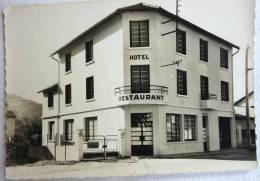 LOURDES PENSION DE FAMILLE M Et MME MAYSONNAVE AVENUE ROGER CAZENAVE - PHOTO DURAND - CPSM NON ECRITE CORRECTE - Hotels & Restaurants