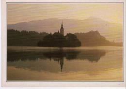 Postal Yugoslavia , Iglesia Sainte Marie Du Lac - Yugoslavia