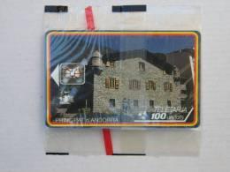 N°16. Maison De La Vallée. Neuf Sous Blister. - Andorra