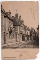 Bourges, Hôtel De Place, éd. Nouvelles Galeries, Rue Pavoisée, Manques - Bourges
