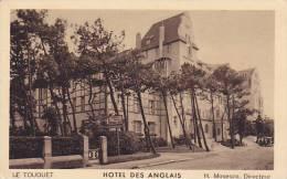 Le Touquet-Paris-Plage, France , 1910s ; Hotel Des Anglais - Le Touquet