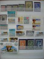 GRIEKENLAND (**) 4STAMPS + 1 BLOC+(°)21 STAMPS - Collections