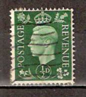 Timbre Grande Bretagne Y&T N° 209A (2). Oblitéré. Cote 0.10 - 1902-1951 (Koningen)
