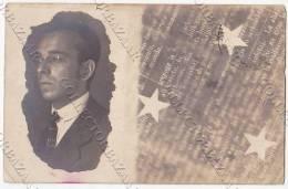 LADISLAV DANIEL PARDUBICE CZECH REPUBLIC REAL PHOTO POSTCARD ESPERANTO TO URUGUAY Cpa AK (W3-0150) - Esperanto