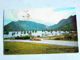 Carte Postale Ancienne : TRINIDAD : Maracas Beach - Trinidad