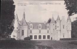 LOCHES Le Château De Bussiere - Loches