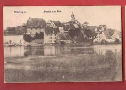 Q0417 Böblingen Partie Am See. Gelaufen In 1910, Briefmarke Fehlt. - Boeblingen