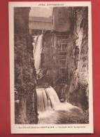 Q0420 Les Planches-en-Montagne, Cacade De LaLangouette,TAmpon Bourg-de-Sirod.Non Circulé. Karrer Dole - Autres Communes