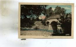 Villegly  11  Le Pont Et L'Eglise - Other Municipalities