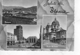 Saluti Da  BRESCIA  Vedutine - Brescia