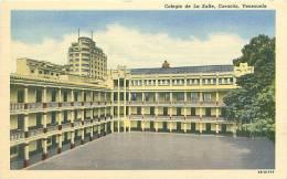 CARACAS - Colegio De La Salle (C.T. Art-Colortone, 9B-H1056) - Venezuela